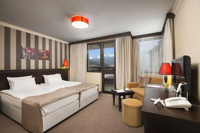 Royal Park Bansko resort - DBL room