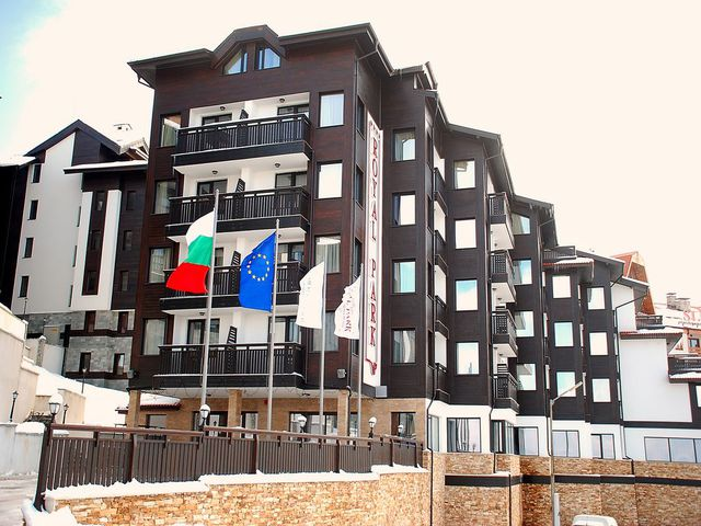 Royal Park Bansko resort