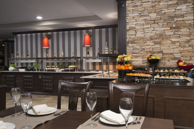 Royal Park Bansko resort - Food and dining